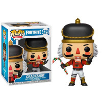 Фигурка Funko POP! Crackshot - Fortnite Series 1 (34977)