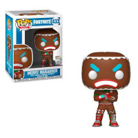 Фигурка Funko POP! Merry Marauder - Fortnite Series 1 (34880)
