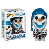 Фигурка Funko POP! Olaf with Kittens - Frozen (21573)