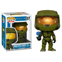 Фигурка Funko POP! Master Chief with Cortana - Halo (30099)