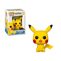 Фигурка Funko POP! Pikachu - Pokemon (31528)