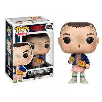 Фигурка Funko POP! Eleven with Eggos - Stranger Things (133181) (Exc)