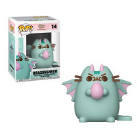 Фигурка Funko POP! Dragonsheen - Pusheen (34098)