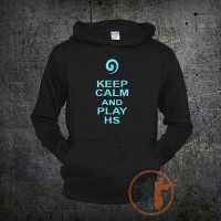 Толстовка Keep Calm and Play HS