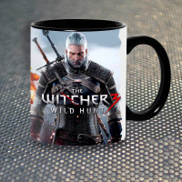 Кружка The Witcher 8