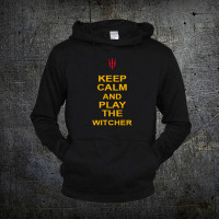 Толстовка Keep Calm The Witcher